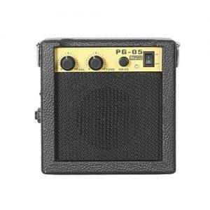 E-Wave-PG-05-5W-ampli-Guitare-Portable-amplificateur-Haut-Parleur-3-Pouces-0